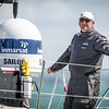 SHK Scallywag at the Rolex Fast Race, part of VOR Leg 0, preparation for the Volvo Ocean Race 2017/2018