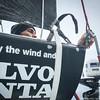 Sun Hung Kai Scallywag at the Saint Malo Pro Am Race, part of VOR Leg 0, preparation for the Volvo Ocean Race 2017/2018
