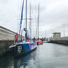 Sun Hung Kai Scallywag at the Saint Malo Pro Am Race, part of VOR Leg 0, preparation for the Volvo Ocean Race 2017/2018