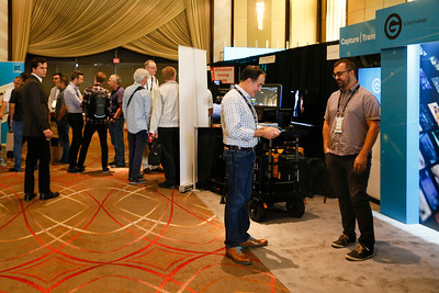 SMPTE Conference at Dolby Theater, Oct 26, 2017 - Los Angeles, America