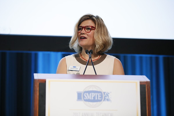 SMPTE Conference at Dolby Theater, Oct 24, 2017 - Los Angeles, America