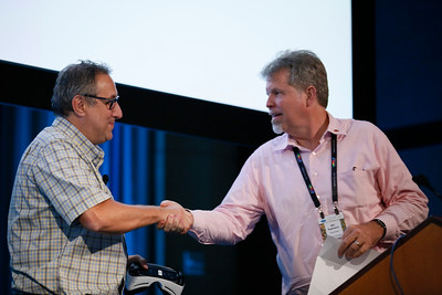 SMPTE Conference at Dolby Theater, Oct 25, 2017 - Los Angeles, America