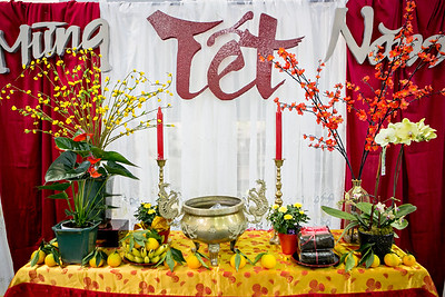 SSA Tet Celebration