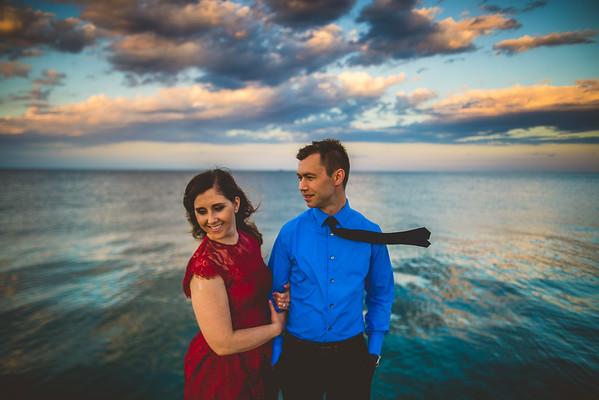 Samantha & Peter :: engaged!