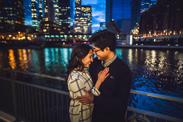 Sameera + Arjun :: engaged!