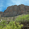 Cathedral Wall, Sabino Canyon, Tucson, Arizona
