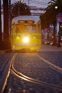 F Market Streetcar II