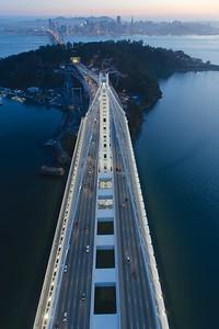 New Bay Bridge Tower 1