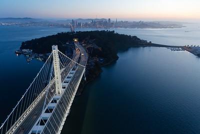 New Bay Bridge Tower 3