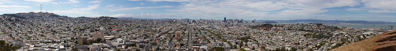 bernal heights panorama