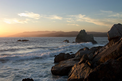 point lobos coast