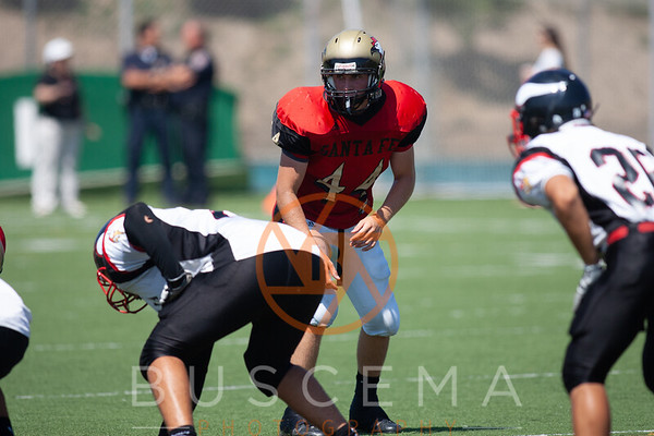 SFC vs La Jolla High School 9-6-2008