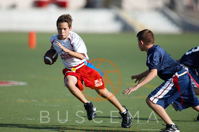 SFC vs Horizon 7th Grade Red Flag Football 9-17-2010