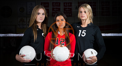 2015 Girl's Volleyball