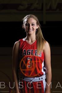 2015 Girl's Basketball