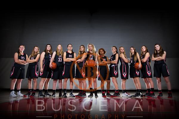 SFC Girl's Basketball