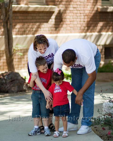 4776 <br /> Santiago Family,  Lifestyle Family Portraits, <br /> Judy A Davis Photography, Tucson, Arizona