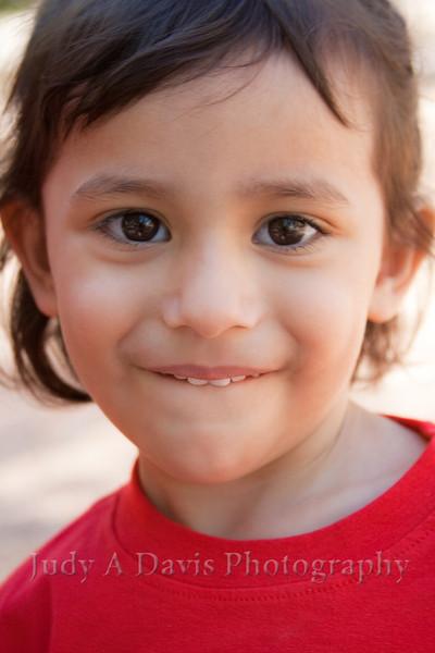 0881 <br /> Santiago Family,  Lifestyle Family Portraits, <br /> Judy A Davis Photography, Tucson, Arizona