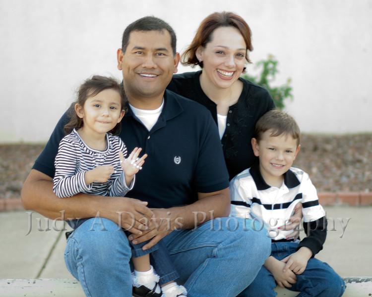 6756<br /> Santiago Family,  Natural Light Lifestyle Family Portraits, <br /> Judy A Davis Photography, Tucson, Arizona