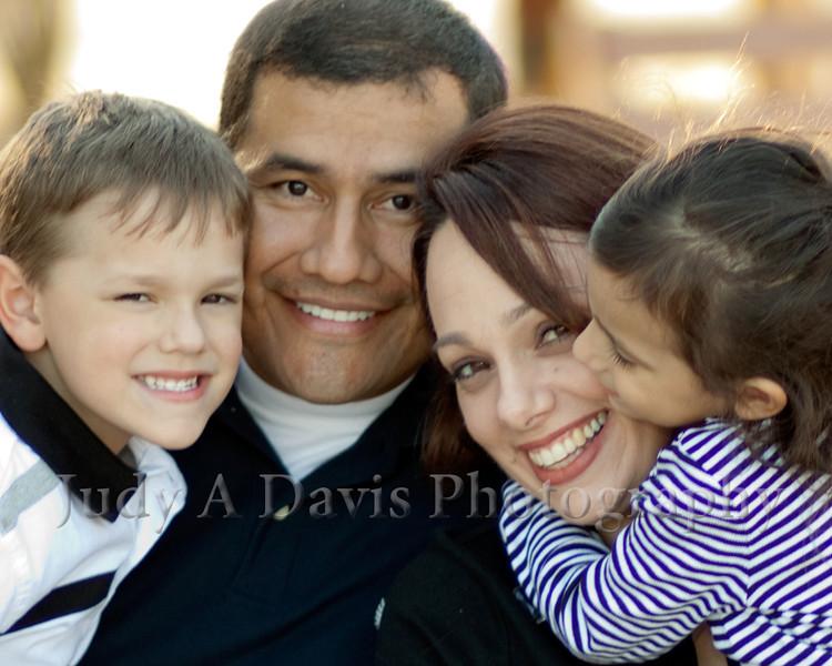 6741<br /> Santiago Family,  Natural Light Lifestyle Family Portraits, <br /> Judy A Davis Photography, Tucson, Arizona
