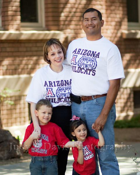4777-2 <br /> Santiago Family,  Lifestyle Family Portraits, <br /> Judy A Davis Photography, Tucson, Arizona