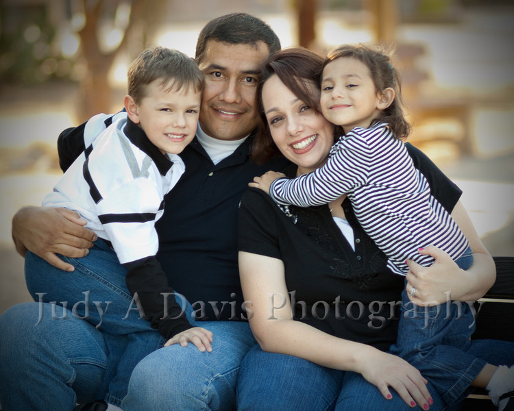 6743v<br /> Santiago Family,  Natural Light Lifestyle Family Portraits, <br /> Judy A Davis Photography, Tucson, Arizona