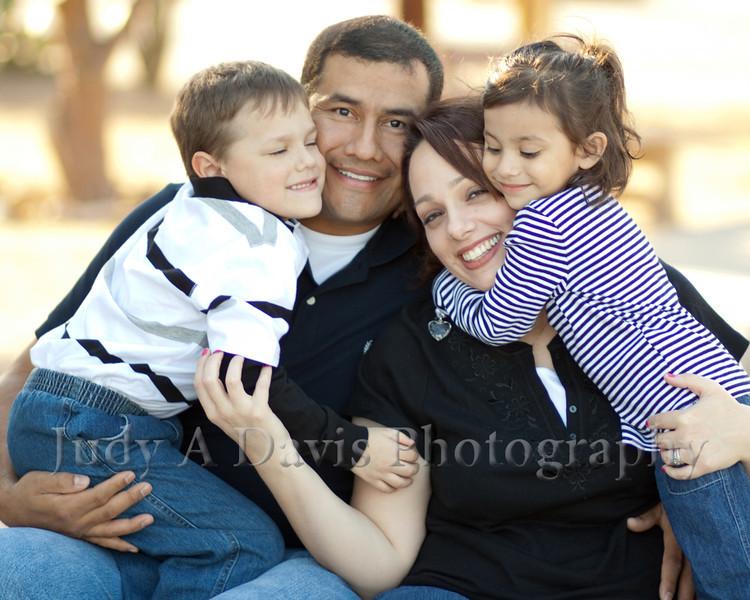 6740<br /> Santiago Family,  Natural Light Lifestyle Family Portraits, <br /> Judy A Davis Photography, Tucson, Arizona