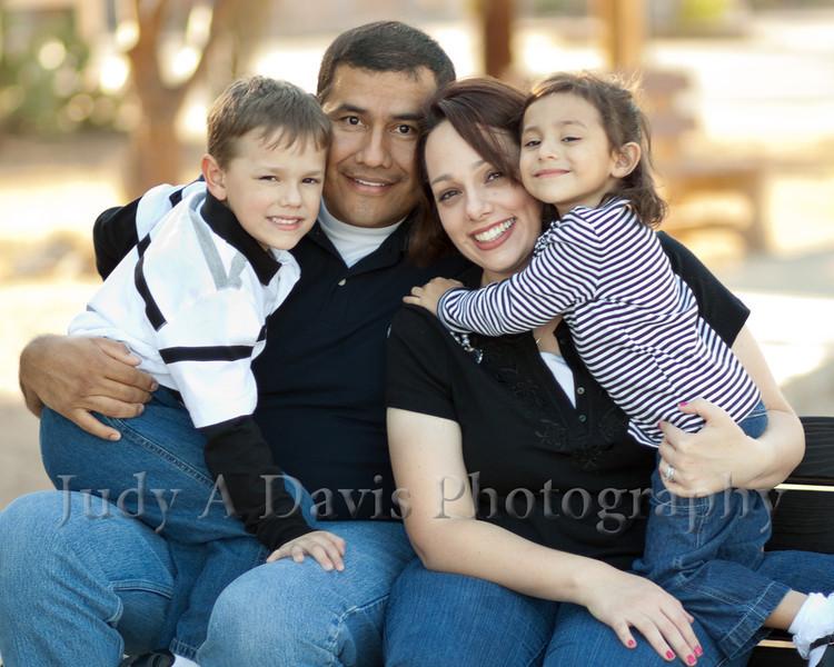 6743<br /> Santiago Family,  Natural Light Lifestyle Family Portraits, <br /> Judy A Davis Photography, Tucson, Arizona