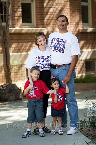 4777 <br /> Santiago Family,  Lifestyle Family Portraits, <br /> Judy A Davis Photography, Tucson, Arizona
