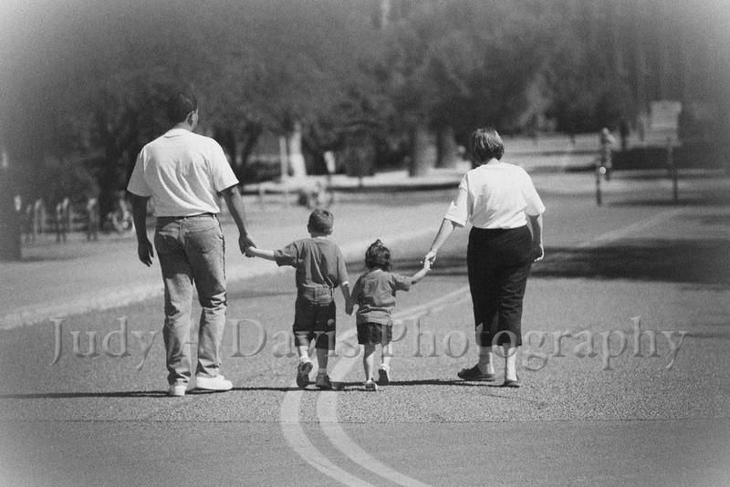 4811bw <br /> Santiago Family,  Lifestyle Family Portraits, <br /> Judy A Davis Photography, Tucson, Arizona