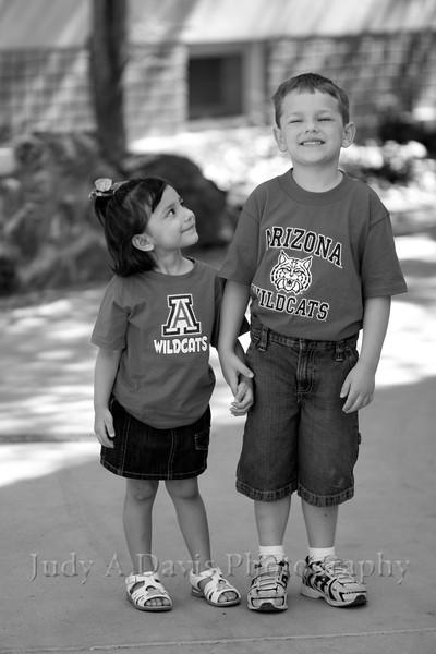 4782bw <br /> Santiago Family,  Lifestyle Family Portraits, <br /> Judy A Davis Photography, Tucson, Arizona