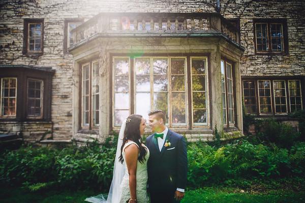 Sarah + Joe :: married!