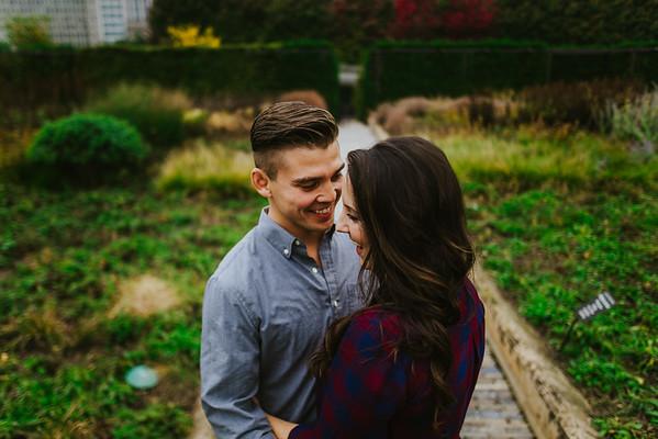 Sarah & Joseph :: engaged!