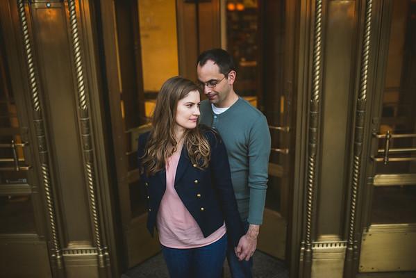 Sarah & Stephen :: engaged!