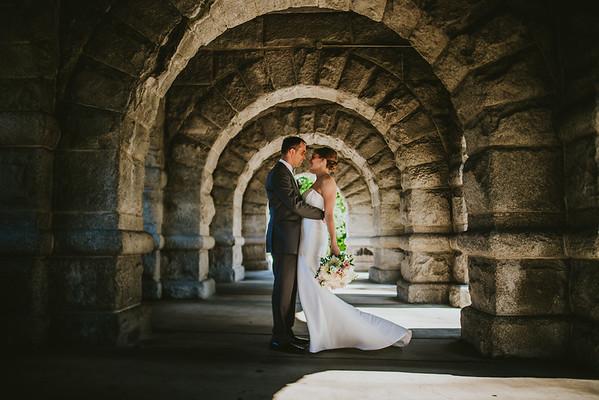 Sarah & Stephen :: married!