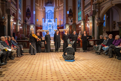 Ensemble Scholastica- Danse du labyrinthe