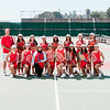 Junior Varsity Girls Tennis (No Title)