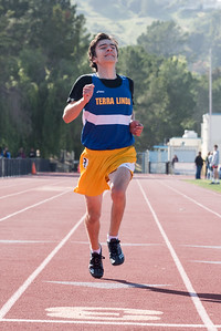 TL Track vs San Rafael6450