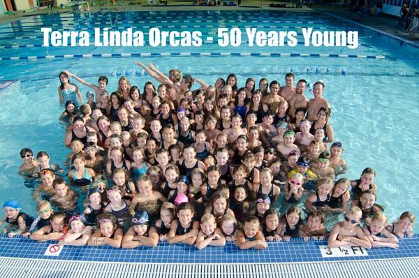 2012 Orcas Team - 50 years