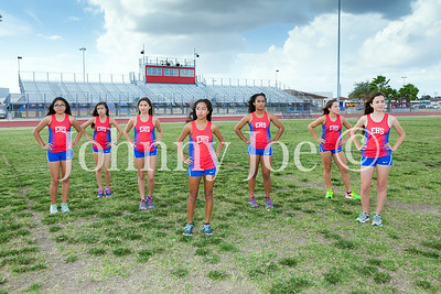 EHS Girls Cross Country