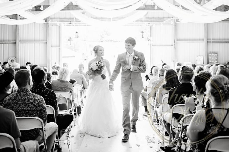 Kaelie and Tom Wedding 07C - 0097bw