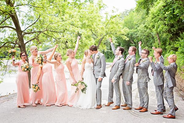Kaelie and Tom Wedding 05J - 0003
