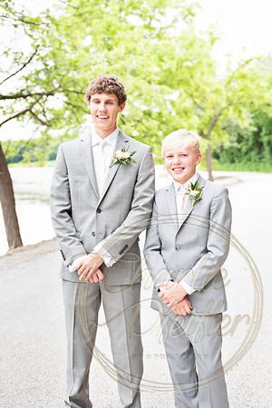 Kaelie and Tom Wedding 05J - 0043