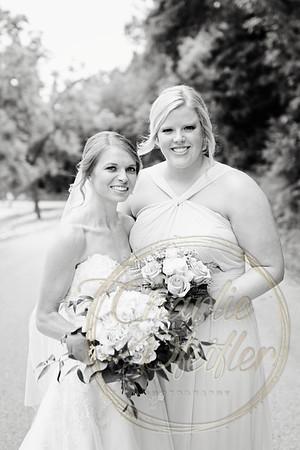 Kaelie and Tom Wedding 05C - 0064bw