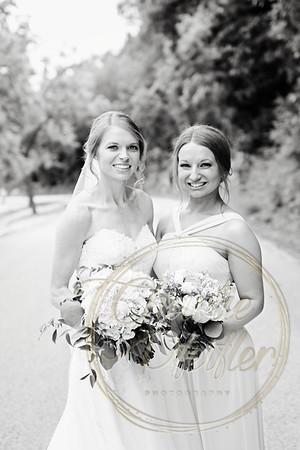Kaelie and Tom Wedding 05C - 0056bw