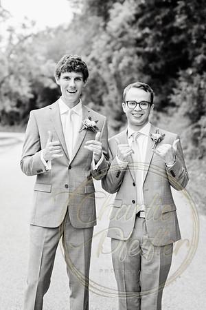 Kaelie and Tom Wedding 05C - 0101bw