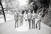 Kaelie and Tom Wedding 05C - 0112bw