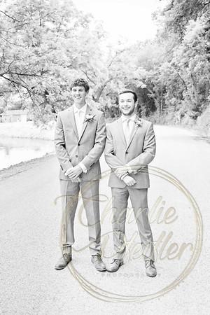 Kaelie and Tom Wedding 05J - 0044bw