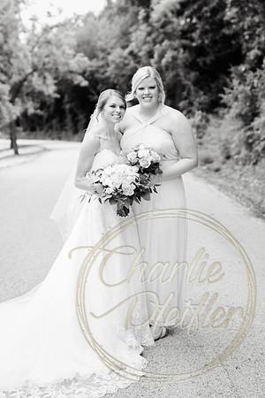 Kaelie and Tom Wedding 05C - 0063bw
