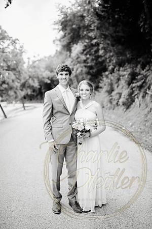 Kaelie and Tom Wedding 05C - 0076bw